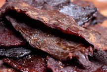 Smoking meats