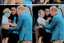 Royal family love