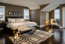 Master bedroom / Love