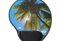 Exotic Travel Mouse Pads