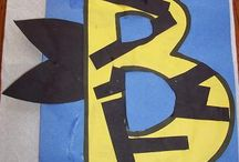 letter B / by Vicky Brookens Claypoole