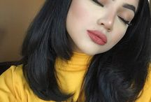 attractive and beautiful makeup