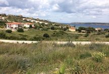 residential commercial land izmir land for sale / 900 m2 land in İzmir, Çeşme has residential and commercial construction permission. It is possible to built approximately 400 m2 villa with terraces. Land has amazing sea view, close to streets, on the corner.