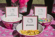 Celebrations - Hello Kitty party
