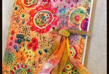 art journal / by Nikki Rowe