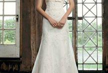 *** Hochzeit - Kleid ***