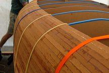 canoa legno