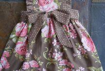 Ideas for little girls dresses
