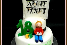 Torta Libro cake Book