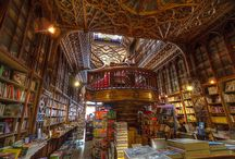 書店 本棚 図書館