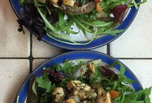 Blood sugar diet lunches/dinners