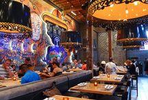 mexican interior restaurant