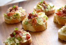 Appetizers / by Katy Miller