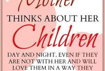 Mother/Child / Quotes