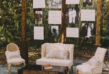 Bohemian Wedding / Inspiration board full of perfect styles for that perfect bohemian wedding using Katya Katya Shehurina gowns to add that something special