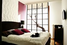 Aranżacja sypialni / Bedroom