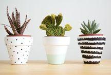 décoration pot
