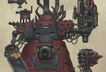 Warhammer Design