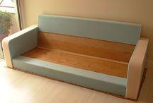 Reforma sofá espumas