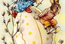Húsvéti képeslapok