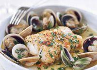 FOOD /  FISH & SEAFOOD / by Kathy Hogan
