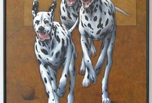 Canines of FADA / Sourcing fada.org for artworks of everyone's best friend.