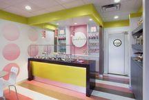 Dessert Stores Design