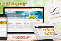 Unveiling our new website /  We launch a brand new refreshing website! Please visit www.shimlahills.com  After much contemplation and hard work, we finally roll out a refreshing, new version of our website. Not only does it sync with the latest mobile and web based technologies, it is also a move towards a better user friendly interface (UI) and UX. Besides being aesthetically appealing, the new website has lot of more information about our company, our strengths and focus areas.