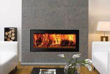 Lounge wood burner