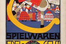 Wiener Werkstätte - Kindheit.