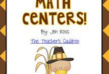 School - Math Center