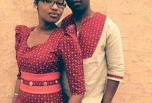 couple's attire