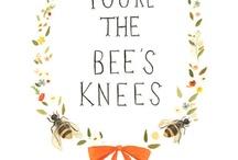 Bee-utiful / by Jill Bednar