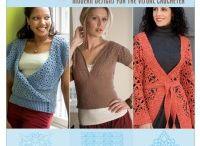 Crochet patterns / by Elizabeth Van Dyk