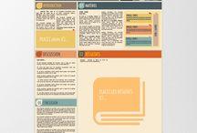 Scientific poster templates