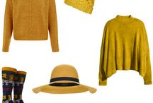 { Yellow is the new black } / All yellow everything
