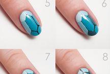 easy nail arts