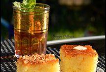 Dessert oriental