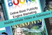 Middle-Grade Fiction Books / Any Substance author wishing to contribute to this board should contact their Online Publicist - Hajni Blasko.     Visit the amazing collection of titles promoted by Substance Books. http://www.substancebooks.com/books.html     Request free marketing advice right here: http://www.substancebooks.com.com/bookpromotion.html #mid-grade #fiction #books #marketing #publicity