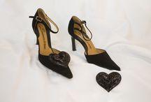clip shoes / Clip decorative per scarpe