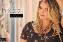 Moda Plus size _Tropical Urbano Kauê / Campanha Verão 14