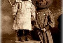 Halloween All Hallows' Eve / by Andrea Harris-Jacobs