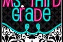 3rd Grade / by Kristy Worthington