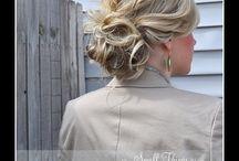 Hair / by Nicole Brooker