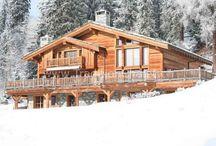 La Grange de Crehavouettaz Chalet A / Chalet de Luxe - La Grange de Crehavouettaz Chalet A - Ski, Montagne, Promenade, Soleil, Restaurant