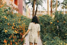 Summer in Italy / outfits for Roma, Toscany ans Florence