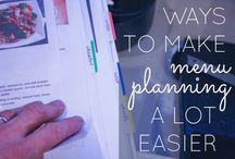 Meal planning / by Kara Larson