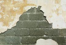 흙,돌,콘크리트