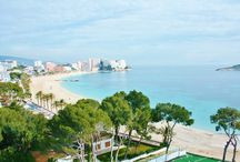 Neighbourhood Guide - Magaluf, Calvia region, Mallorca, Spain / White sand beach, full moon and celebrity parties, Nikki Beach, BCM PlanetDance and Pirates Reloaded show make Magaluf one of the most popular holiday destinations in Spain. More than 1 million of British tourists come here every year.