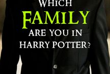 Harry Potter quizzes